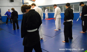 Ju Jitsu classes in Leeds